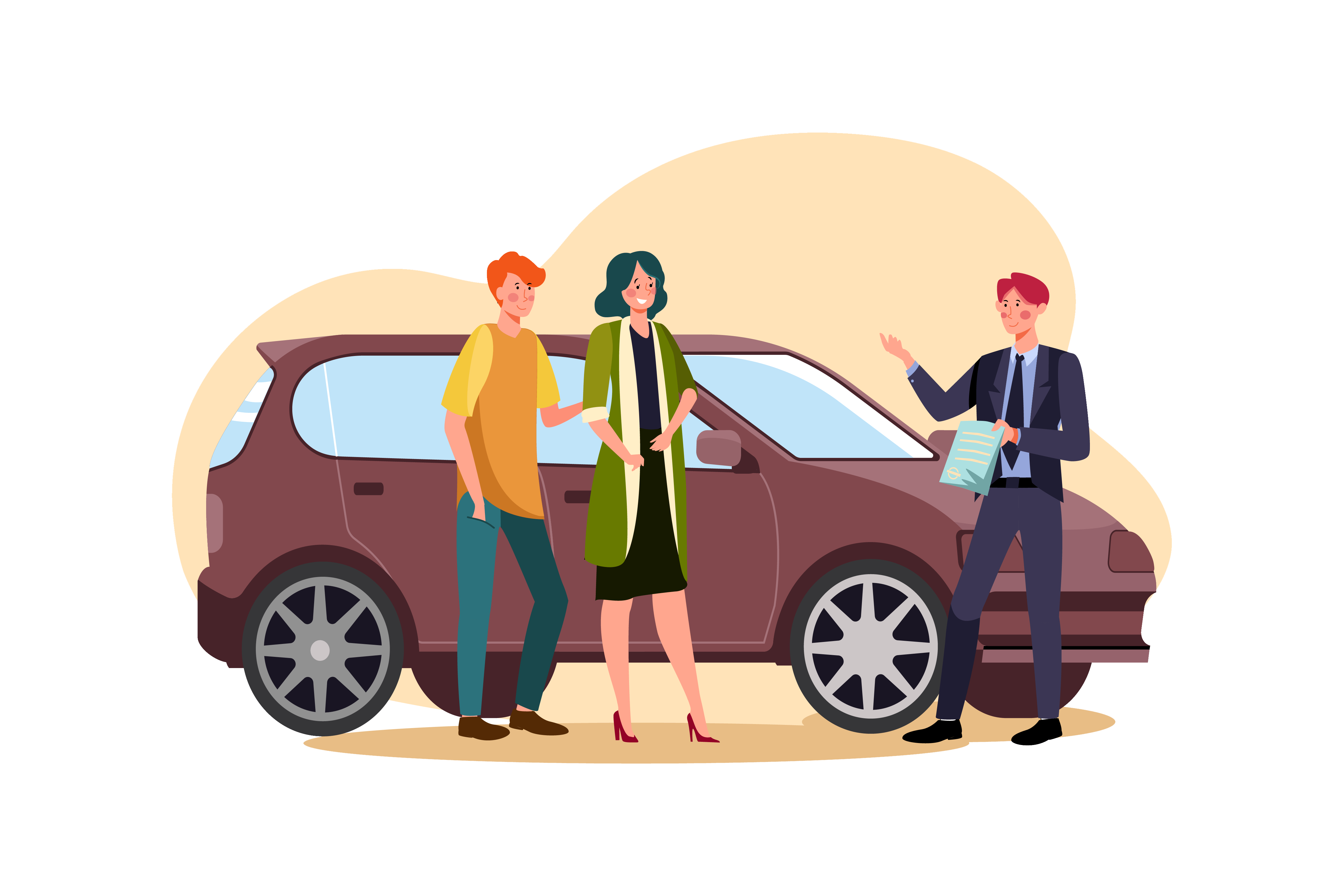 vente d'un vehicule